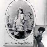 Nellie Louise Buys Born Brooklyn, USA 9 November 1876 Married Brooklyn 4 June 1895 George Herbert Orton Died 15 July 1967, Wayne, NY Daughter of Frederik Thomas Emanuel and Eliza Jane LeFort Buys Children ?